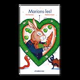 compte Littérature jeunesse livre enfant l'étagère du bas album illustré mariage lapin carotte Éric Sanvoisin Delphine Jacquot