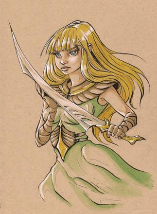 Warrior Primcess
