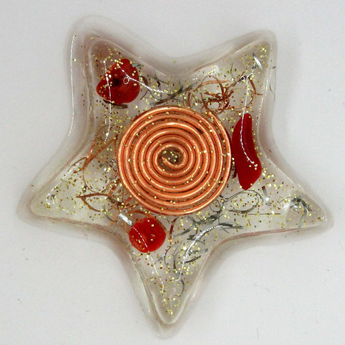 Red Coral Star