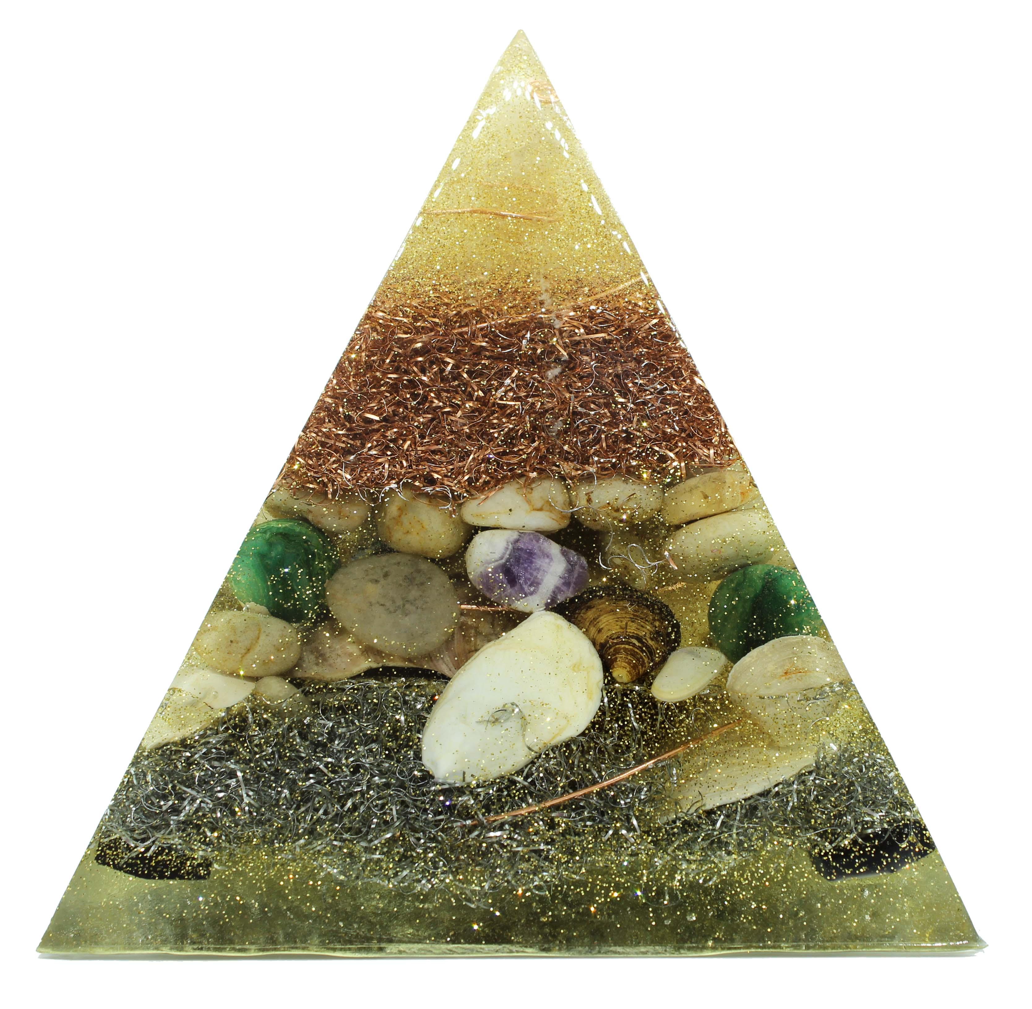 Pyramid Orgonites