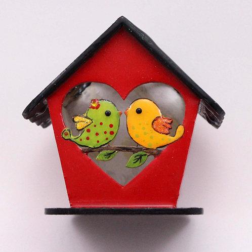 Birdhouse Pen Holder