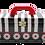Thumbnail: Striped Toolbox