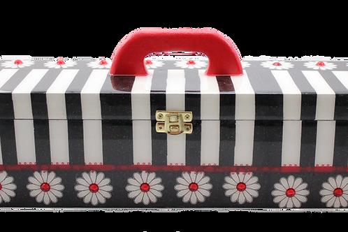 Striped Toolbox