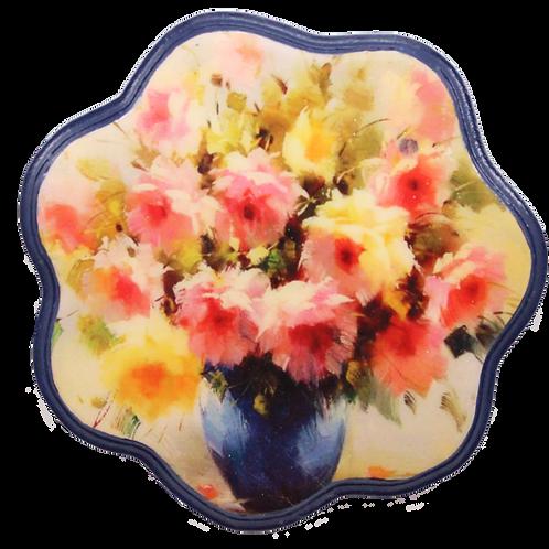 Flower Themed Pad