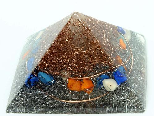 Colorful Small Pyramid