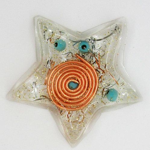 Turquoise Star