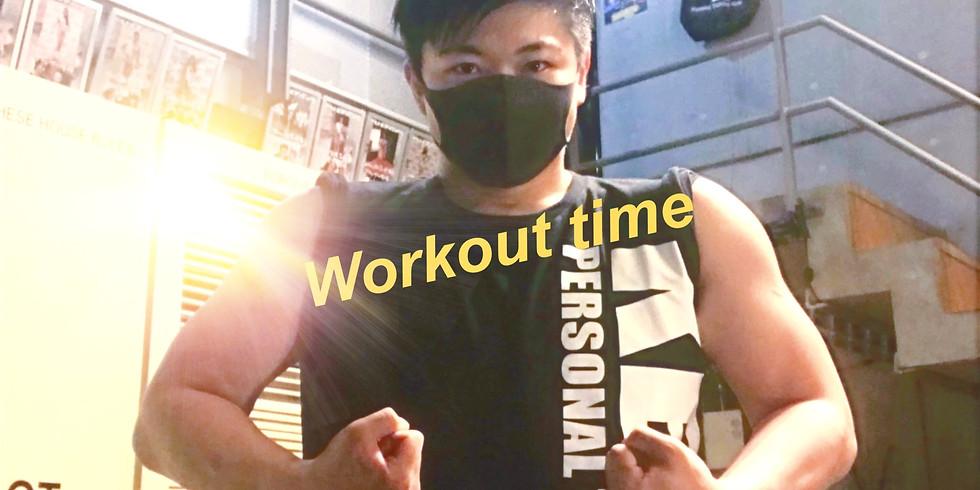 運動能力向上。体幹トレーニング15分