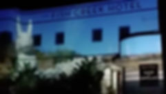 Projections on Fish Creek Hotel