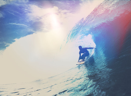 Sales is like Surfing