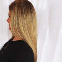 Hair Color and Haircut