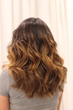 Haircut and Hair Color