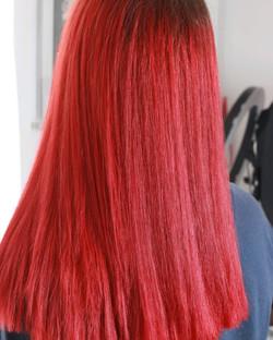 Haircut, Hair color