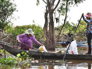 Siem Reap & Archive : Les villageois de Keo Por veulent vivre sans plastique