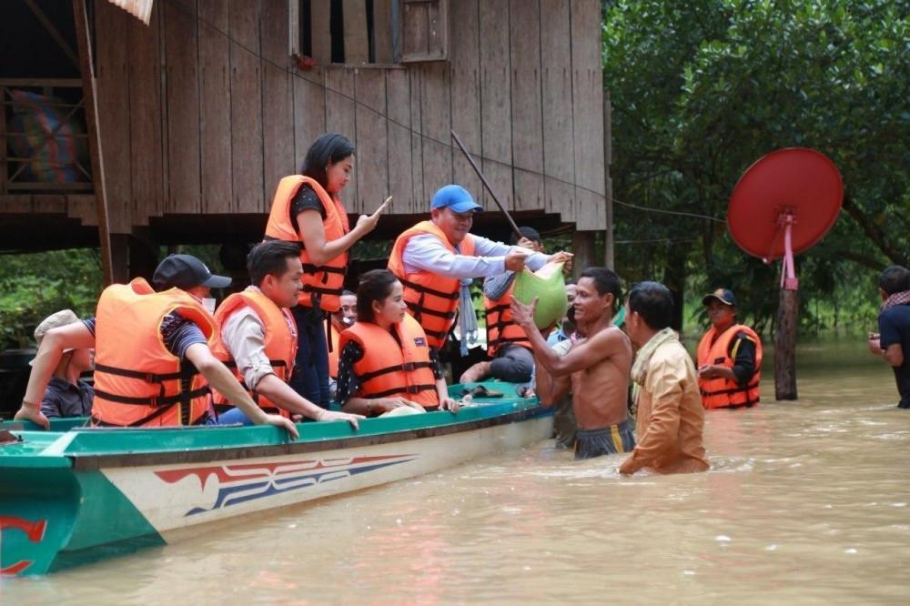 Mobilisation dans toutes les zones sinistrées