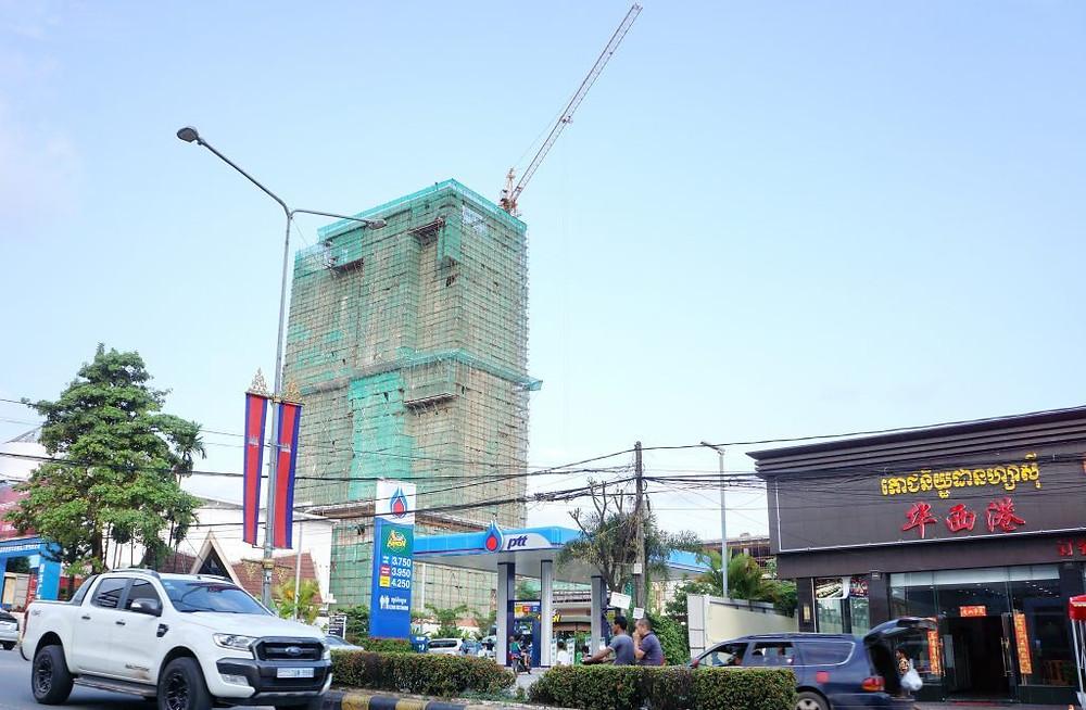 Construction : 366 millions de dollars de recettes pour le gouvernement