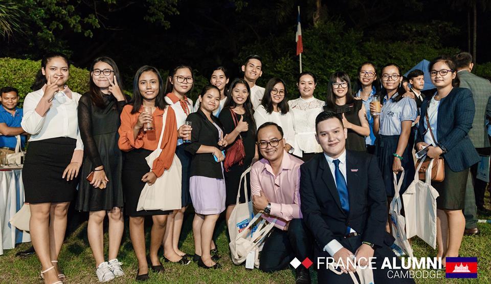 Alumni : Cérémonie de fin de formation 2018