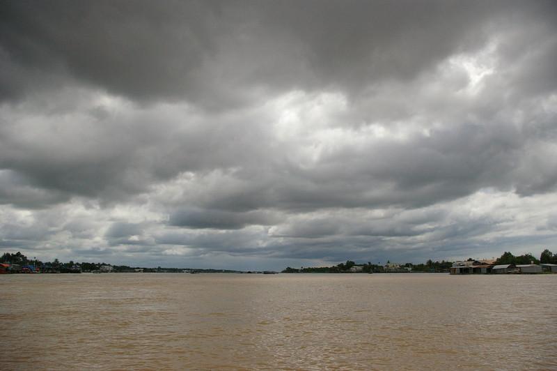 Le Mékong pourrait atteindre des niveaux alarmants