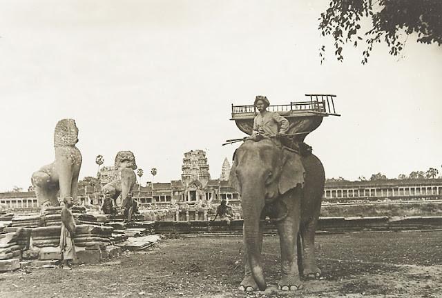 Angkor Wat en 1930