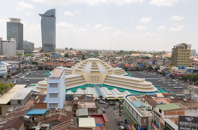 Phnom Penh. Photographie par Ashley (CC)