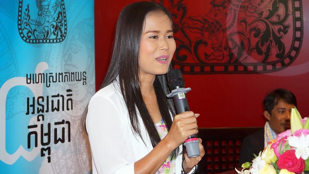 L'autre invitée de prestige de ce festival sera la MC DJ Nana, une star de la radio cambodgienne