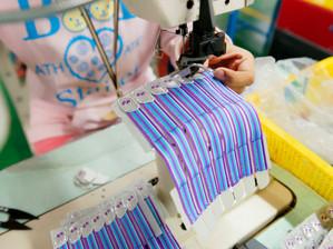 Cambodge & Économie : + 3,3 % pour les exportations de vêtements au cours des 8 premiers mois