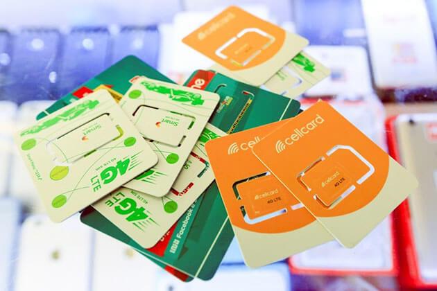 Baisse des abonnés Internet et des ventes de cartes SIM