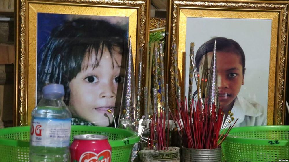Deux enfants victimes de viol dans la province de Kampong Chhang