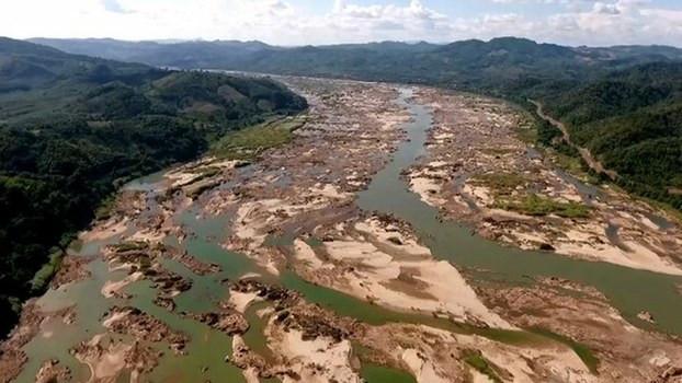 Une « situation très critique » pour le Mékong et le Tonlé Sap