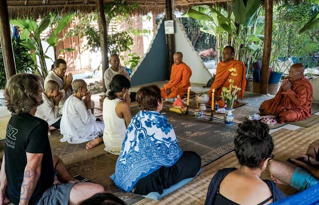 Siem Reap, prochaine capitale du yoga