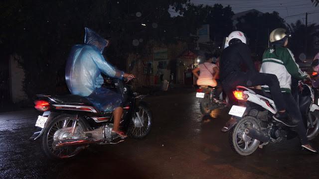 Averses à Phnom Penh