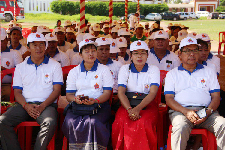 Journée internationale de l'alphabétisation à Siem Reap
