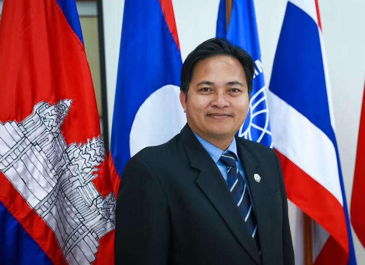 Dr Winai Wangpimool, directeur du Secrétariat de la MRC