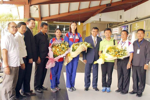 Taekwondo – Jeux Olympiques : Le Cambodge accueille ses héroïnes