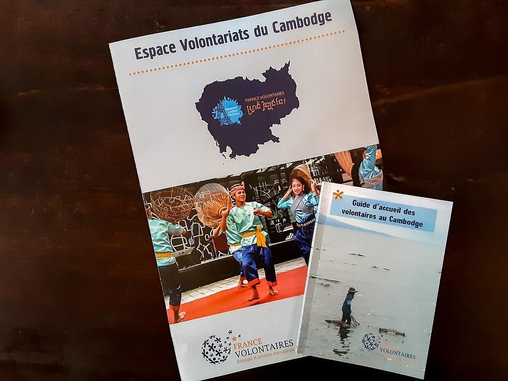 Guide et plaquette édités par FVC.
