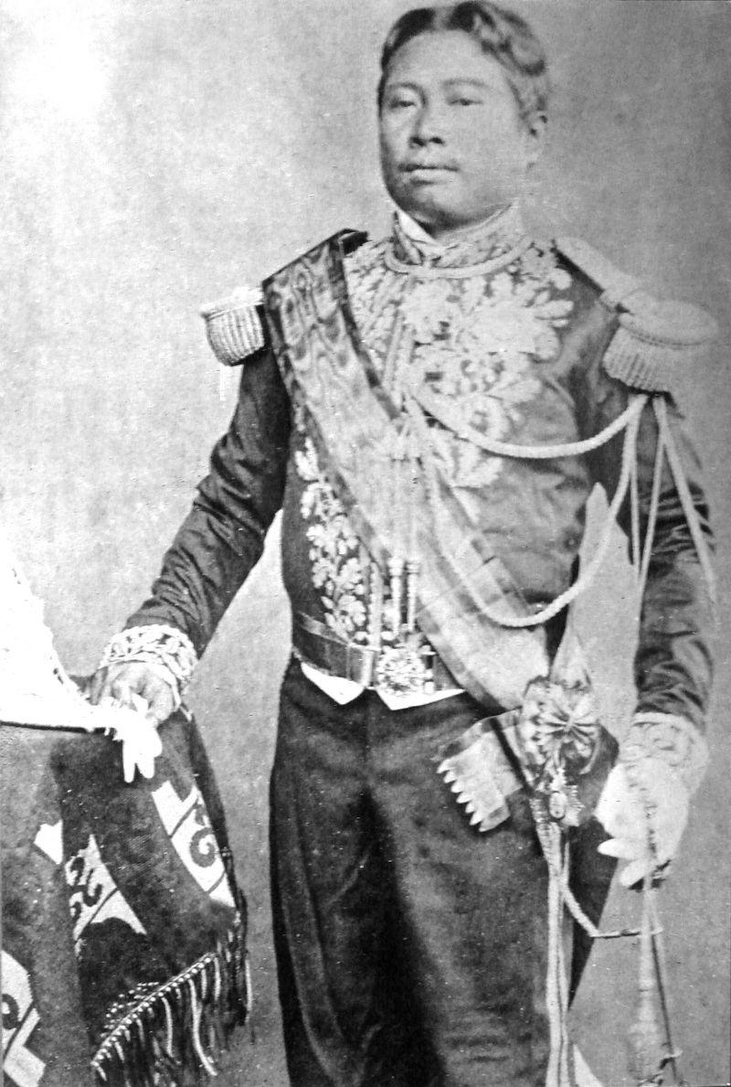 Le roi Norodom