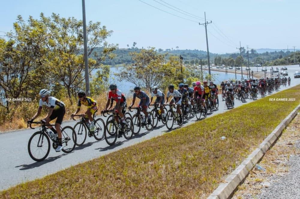 La course cycliste de la Saint-Valentin aura lieu à Sihanoukville