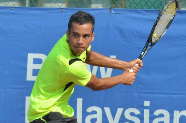 Bun Kenny, médaillé de bronze aux jeux d'Asie du Sud-est en 2015