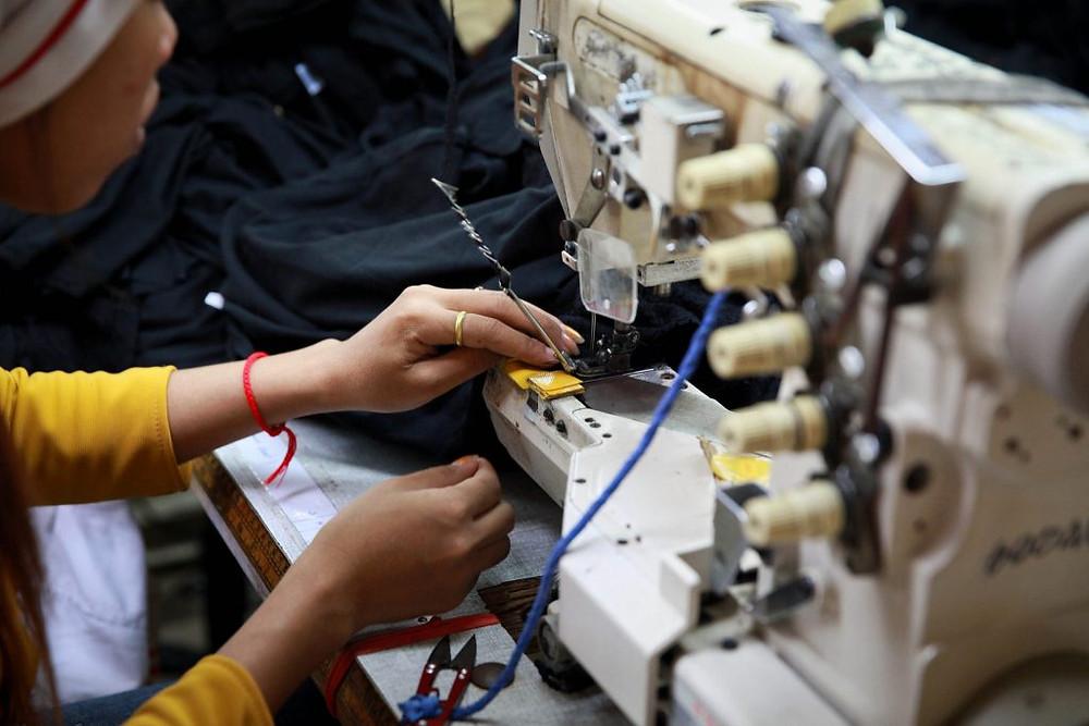 +25% d'exportations dans le textile