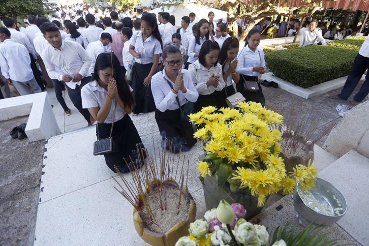 20 mai, Journée nationale du souvenir