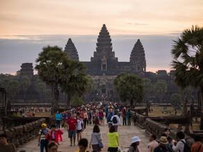 Angkor Wat : -8,5% de ventes de tickets de janvier à mai 2019