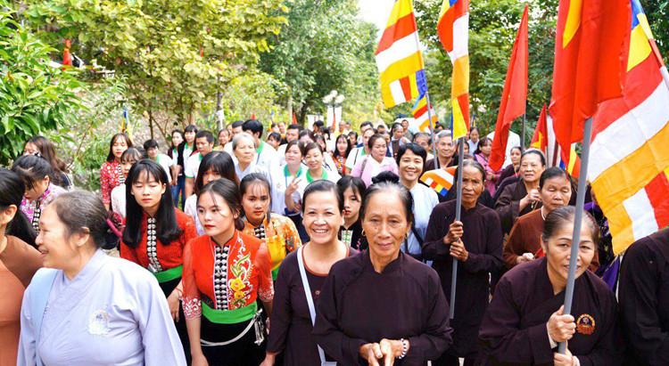 En Images – Dharmayatra : Arrivée des pèlerins au Vietnam