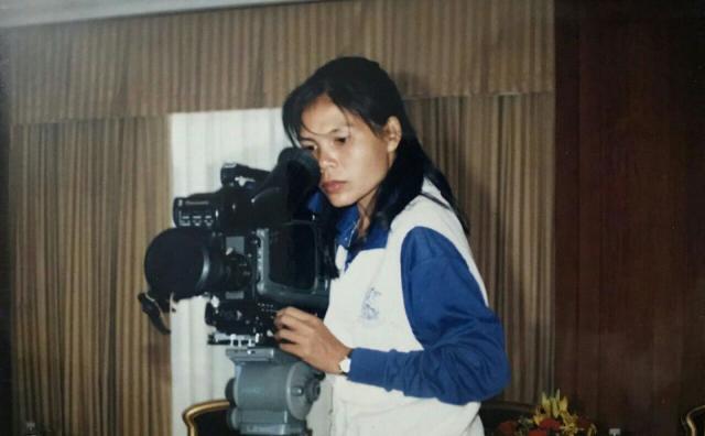 hong Saroth, 24 années derrière la caméra