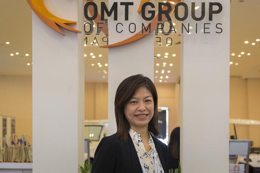 Irene Yeow, directrice du groupe OMT