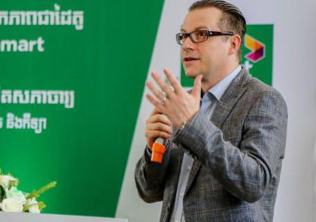 Thomas Hundt, directeur général de Smart Axiata