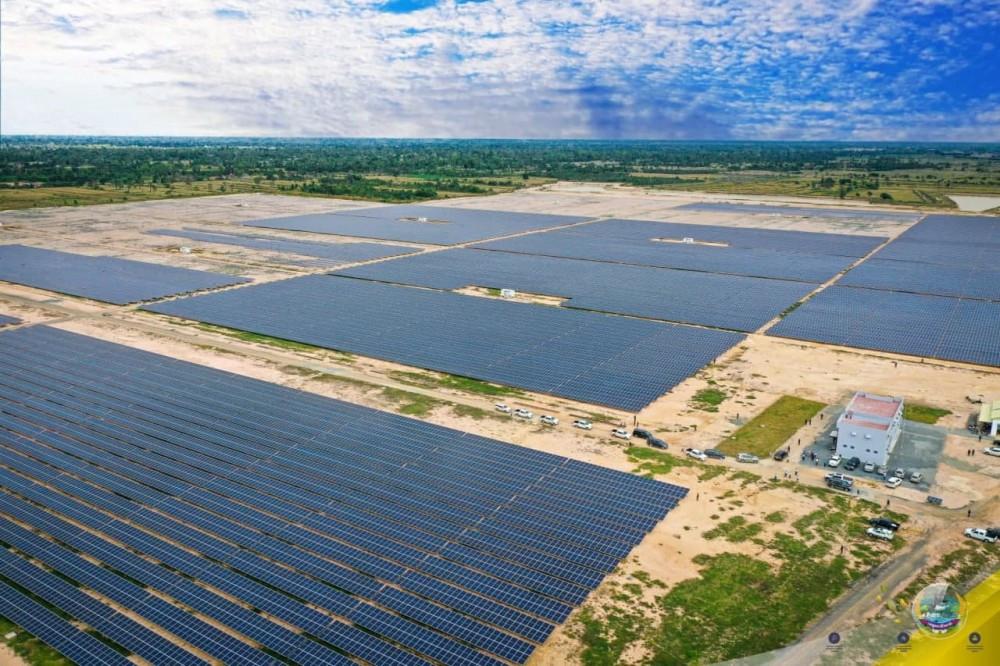 Énergie solaire à Pursat