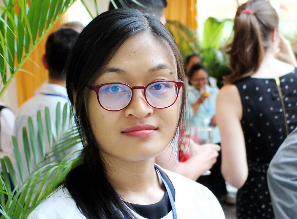 Dr Sokleaph Cheng
