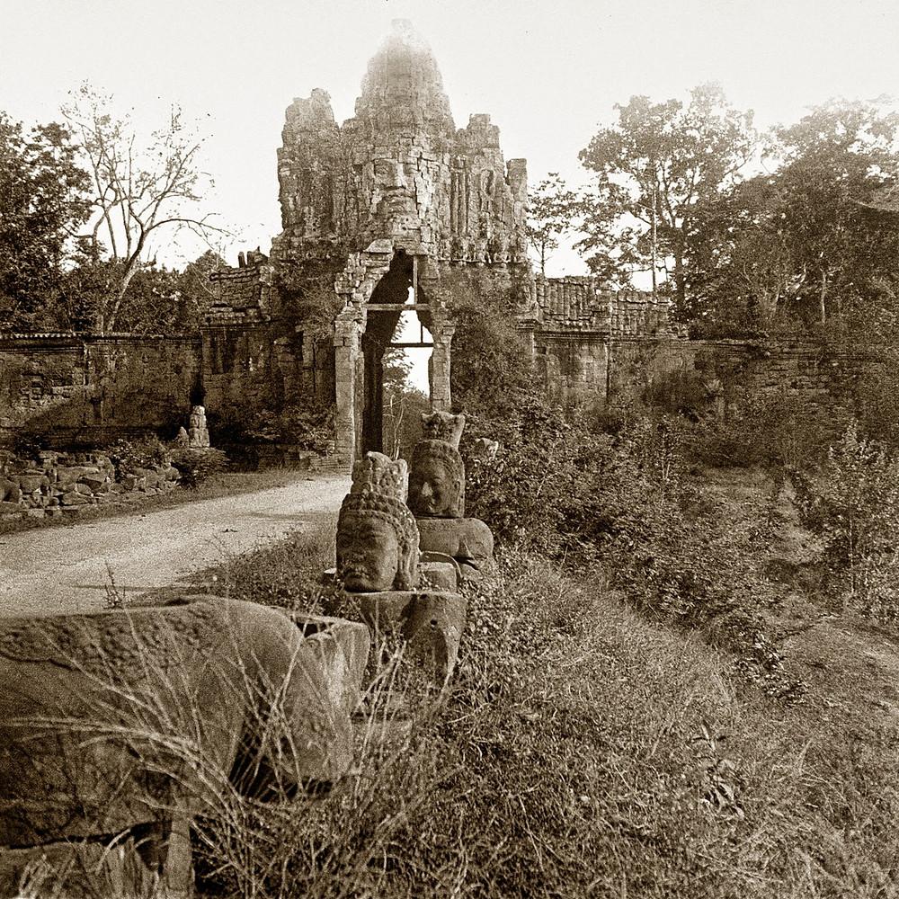 Angkor Thom. 1929