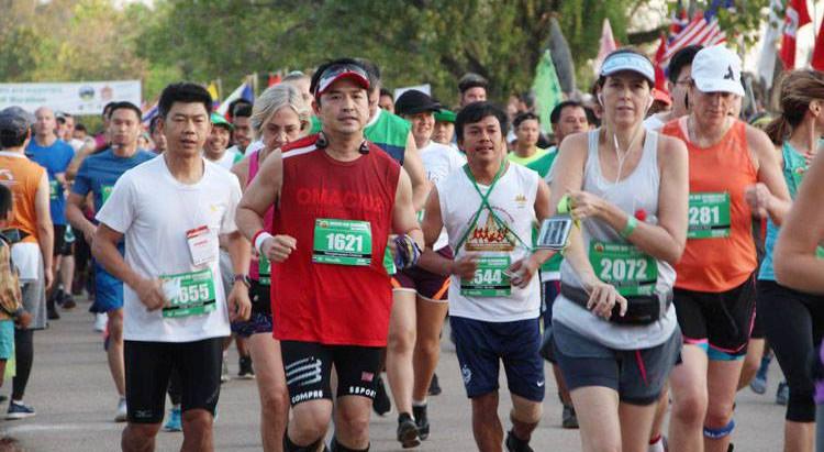 Sports : Le 25e semi-marathon international d'Angkor 2020 aura lieu le 24 janvier 2021