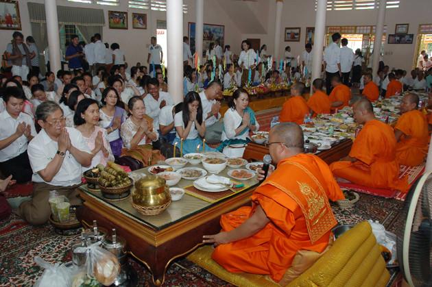 Pagode de Chen Damdek , Phnom Penh, Photo: Hun Yuthkun