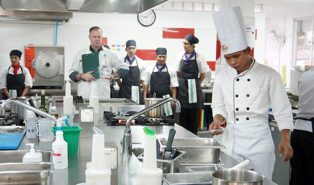 Académie des Arts Culinaires du Cambodge